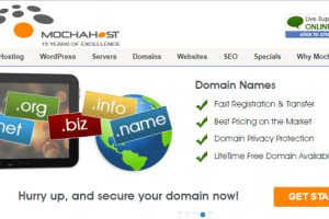 mocha host hosting rating and ranking