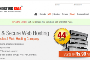 hostingraja hosting plans review
