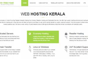 Cochin Web Hosting