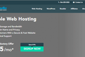 CoolHandle Web Hosting