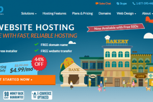 web hosting hub hosting reviews