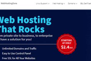 WebHostingZone
