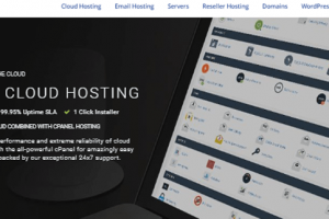webhosting uk hosting review